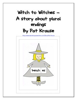 Witch to Witches By Pat Krause