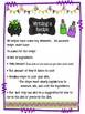 Halloween-Witch's Recipe: Explanatory Writing w/word choic