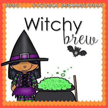 Witchy Brew {5-day Thematic Unit}