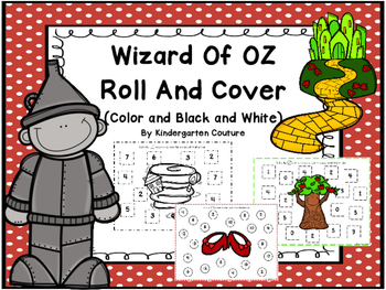Wizard Of OZ  Roll And Cover