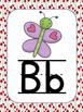 Wizard of Oz ABC Posters (Poppy Flowers)