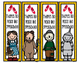 Wizard of Oz Grade Level Bookmarks - 8 Designs PreK-6th
