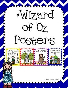 Wizard of Oz-Lifeskill Sign