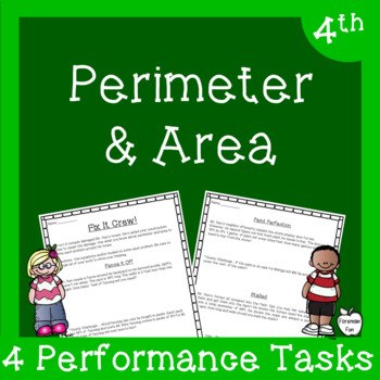 Perimeter and Area Assessment Performance Task