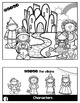 The Wizard of Oz *double sided* Story Elements Flip book
