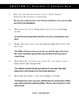 Wolf Brother, A Novel Study: Chapter 2 / Q & A Student Worksheet