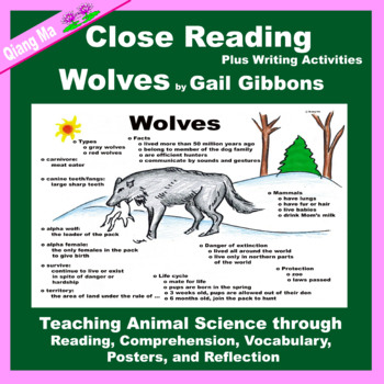 Close Reading: Wolves