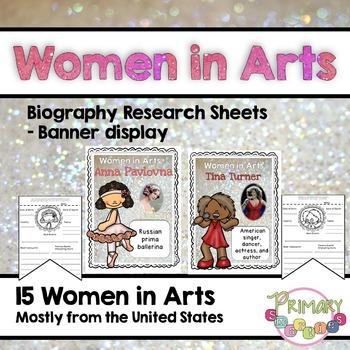 Women in Arts