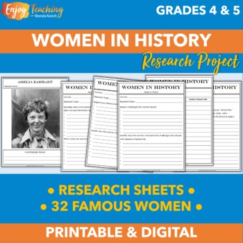 Women in History Research