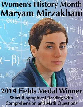 Mathematics and women - Mariyam Marizkhani