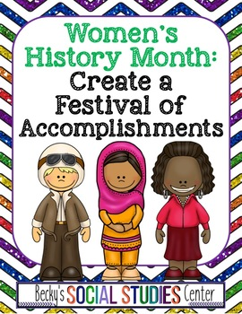 Women's History Month for Middle School - Festival of Achi