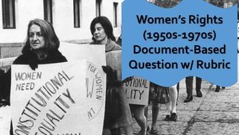 Women's Rights Movement DBQ (1950s-70s)