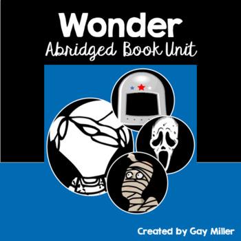Wonder [Abridged]