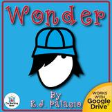 Wonder Novel Study CD