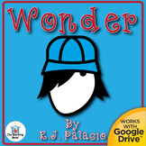 Wonder Novel Study CD