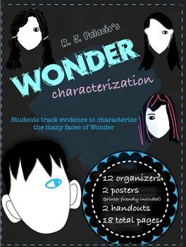 Wonder Characterization Pack