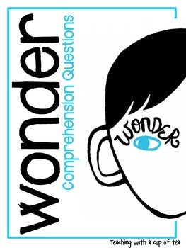 Wonder Novel Study (First 2 chapters)