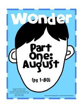 Wonder Part One: August