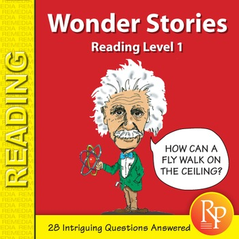 Wonder Stories: Reading Level 1