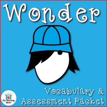 Wonder Vocabulary and Assessment Bundle