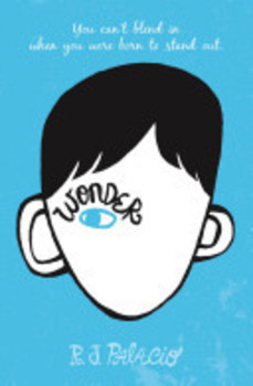"Book Test for ""Wonder"" by R. J. Palacio"