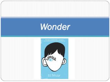 Wonder by R. J. Palacio: Full Scheme & Resources