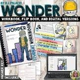 Wonder R.J. Palacio Interactive Layered Flip Book Novel Re