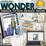 WONDER, BY R.J. PALACIO: INTERACTIVE LAYERED FLIP BOOK REA