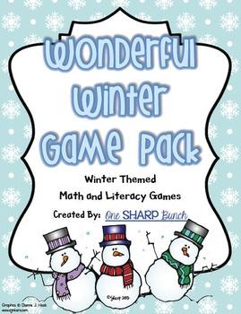 Wonderful Winter Game Pack