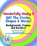Wonderfully Wacky Designs 2: Oh, The Circles Clip Art