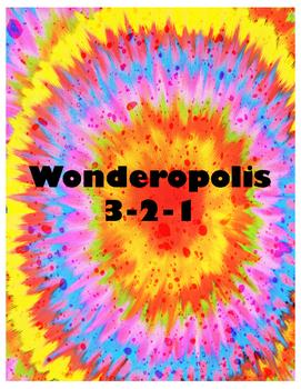 Wonderopolis 3-2-1