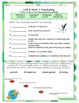 Wonders 2014 Third Grade Vocabulary Activities and Tests f