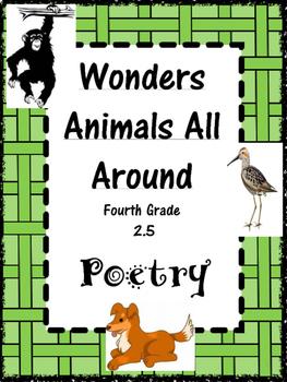 Wonders: Grade 4 Unit 2.5 Animals All Around
