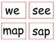 Wonders Kindergarten Spelling List Flashcards