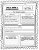Wonders McGraw Hill 6th Grade Leveled Readers Thinkmark -
