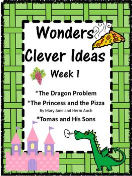 Wonders: Clever Ideas Grade 4 Unit 1 Week 1
