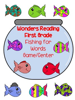 McGraw-Hill Wonders Reading: Fishing for Words First Grade