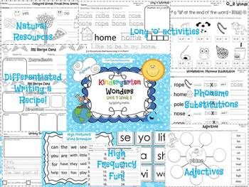 Wonders Reading for Kindergarten: Unit 9 Week 3 Extension