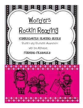 Wonders Rockin Reading
