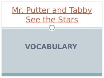 Wonders Second Grade Vocab PPT Unit 3 Week 2 Mr Putter and