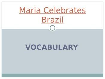 Wonders Second Grade Vocabulary Powerpoint Unit 1 Week 2 M