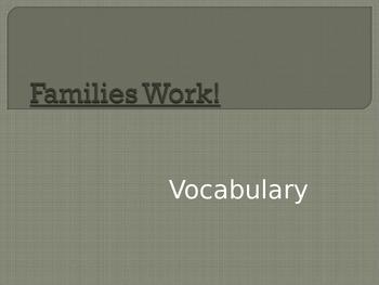 Wonders Second Grade Vocabulary Powerpoint Unit 1 Week 5 F