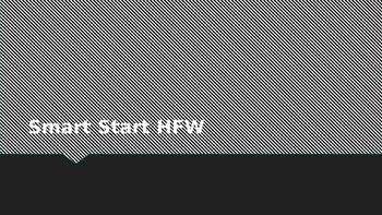 Wonders Smart Start HFW PowerPoint