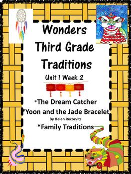 Wonders: Traditions Grade 3 Unit 1 Week 2