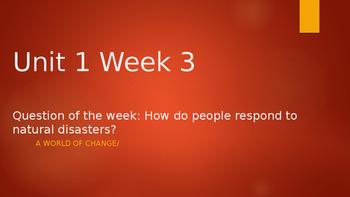 Wonders Unit 1 Week 3 Power Point 4th Grade
