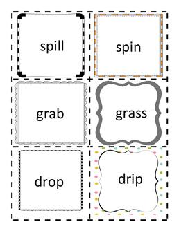 Wonders Unit 1 Week 5 Spelling words Flashcards