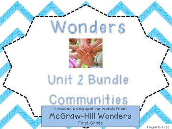 Wonders Unit 2 Bundle