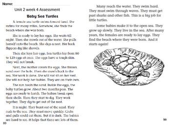 Wonders Unit 2 Week 4 Assessment