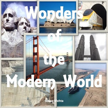 Wonders of the Modern World