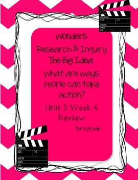 Wonders~Research & Inquiry~ Choose a Project